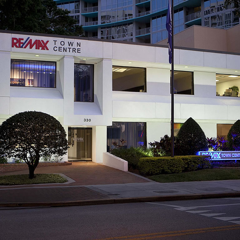 Re/Max Town Centre Exterior