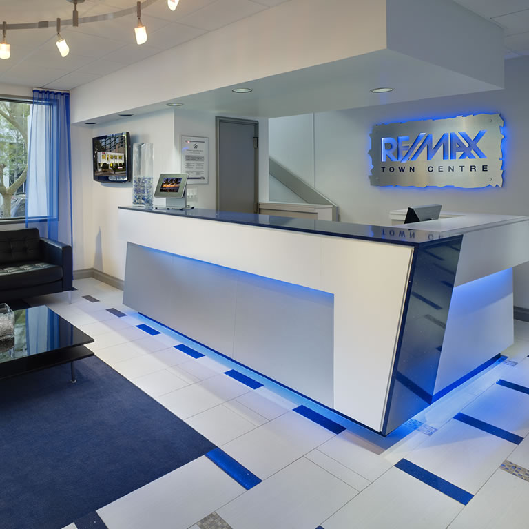 Re/Max Town Centre Lobby